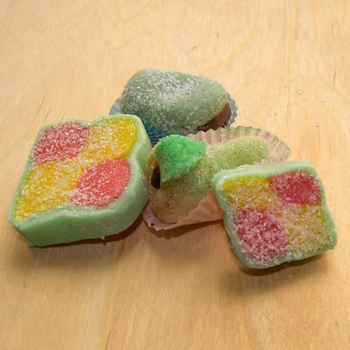 dolcetti di Marzapane