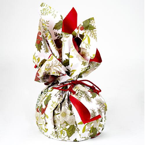 Confezione regalo per panettone