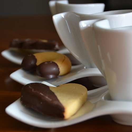 Frollini senza lattosio per un caff? con le amiche