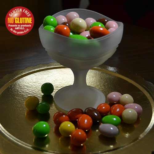 Confetti Colorati - Mandorle e Nocciole