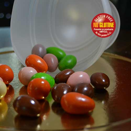 Confettoi pugliesi per Celiaci