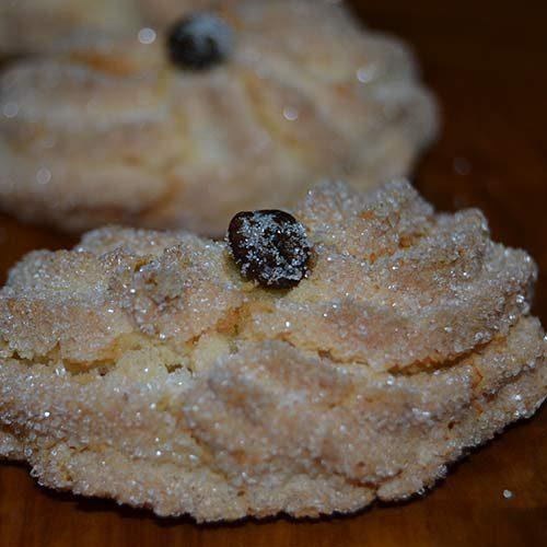 dolcetti alle mandorle senza glutine