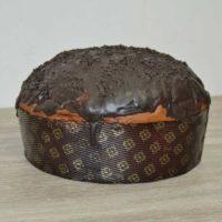 Panettone Vegano al cioccolato
