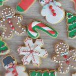 Biscotti Natalizi - senza Lattosio