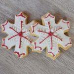 biscotti fiocco di neve