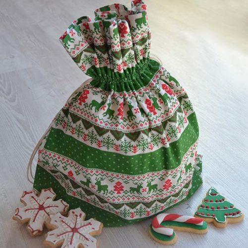Sacco di Natale senza Lattosio