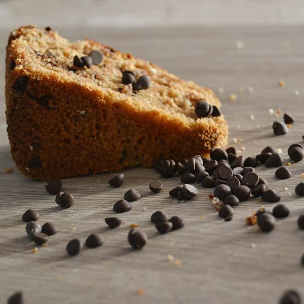 Panettone ai cereali - Gocce di Cioccolato