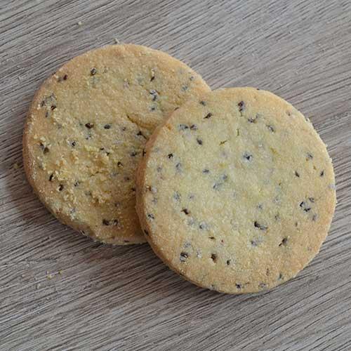 Biscotti Vegani semi di chia