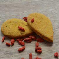 Biscotti della salute - Bacche di Goji