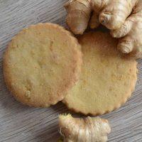 Biscotti Zenzero e Arancia - Vegani