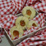 Biscotti Cereali con Marmellata - Vegani