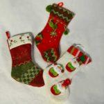 Mini Calza Befana - fantasie natalizie
