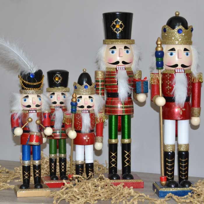 Soldatini in legno