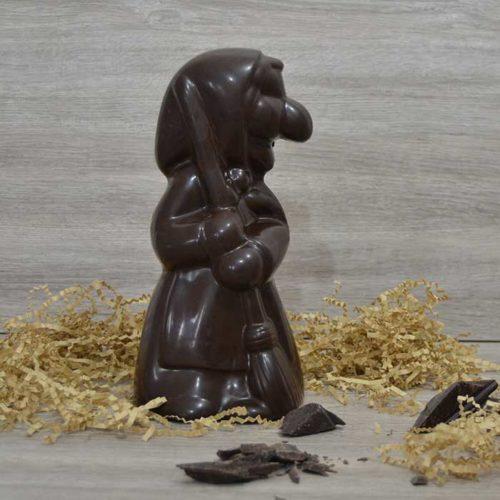 Befana di Cioccolato fondente 60%