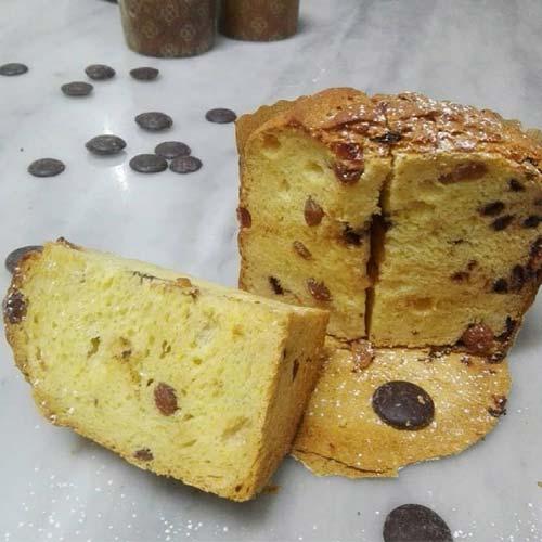 Panettone senza Glutine Vegano - gocce di cioccolato