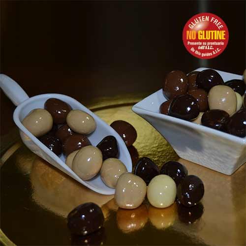 Cioccolatini senza glutine