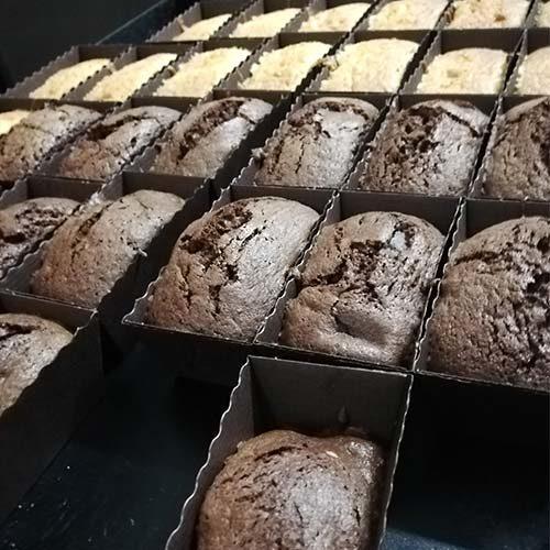 Plumcake senza glutine - appena sfornati