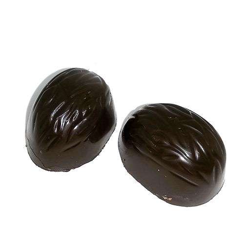 Cioccolatini ripieni di crema alla nocciola