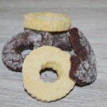 Biscotti senza lattosio - vaniglia e cioccolato