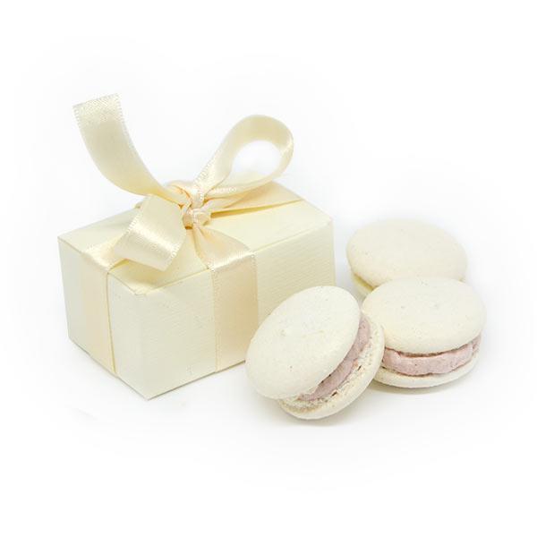 Macarond per bomboniera matrimonio