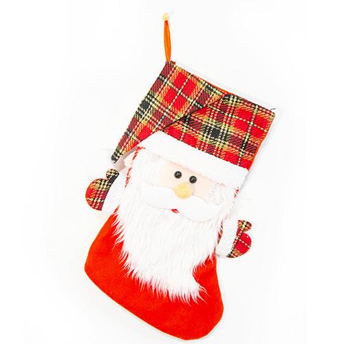 Calza Babbo Natale - senza lattosio