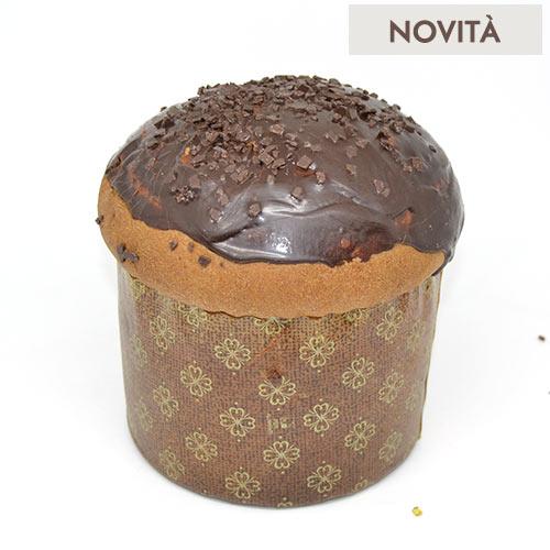 Panettone crema di cioccolato