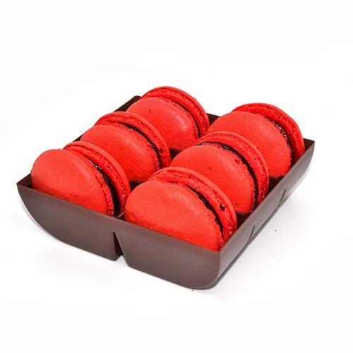 Macarons rossi
