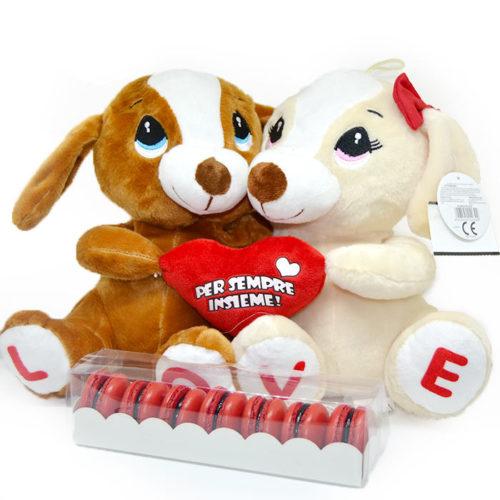 cuccioli love e macarons