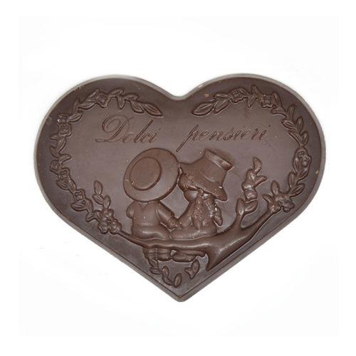 Cuore di cioccolato San Valentino