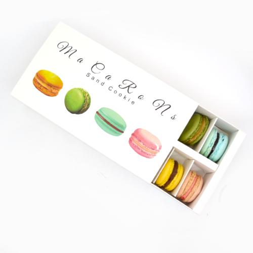 Confezione di macarons da 12 pezzi