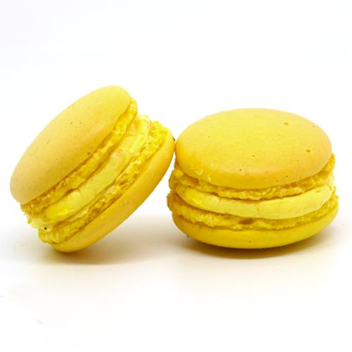 Macarons crema al limone